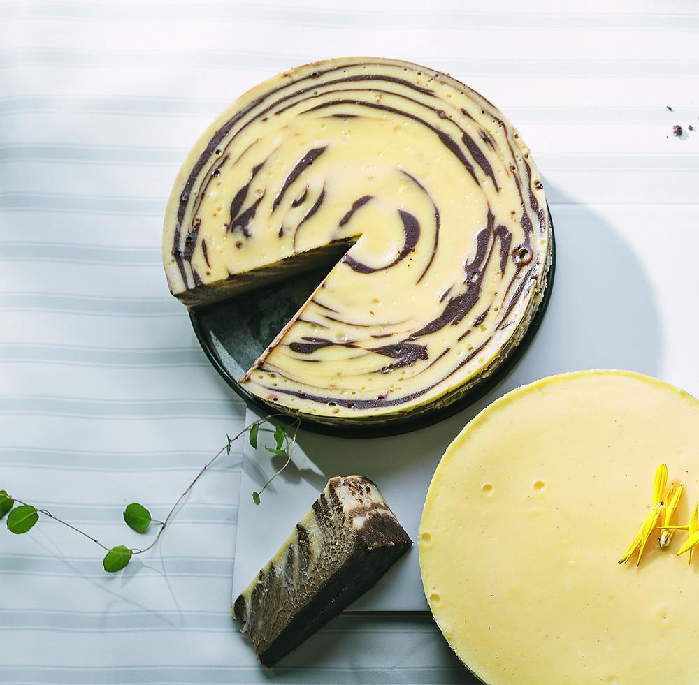 sūrio pyragas, baltojo šokolado ir kavos sūrio pyragas, receptai, saldūs, Alfas Ivanauskas