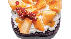 Pyragas su persimonais, vmg receptas