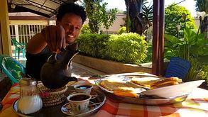 Paskui kavos svajonę – į Etiopiją