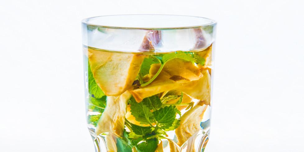 Erškėtrožių vaisių arbata, vmg receptas