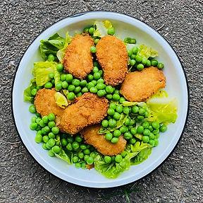 "Netikėti ""Chicken nuggets"" be vištienos (Alfo receptas)"