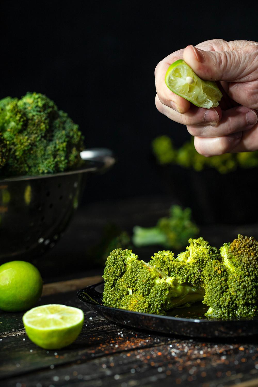 kepti brokoliai, VMGonline.lt