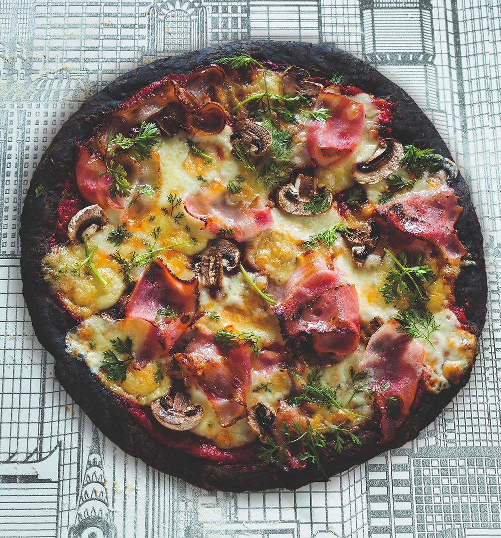 Juodapadė pica, Alfo receptas