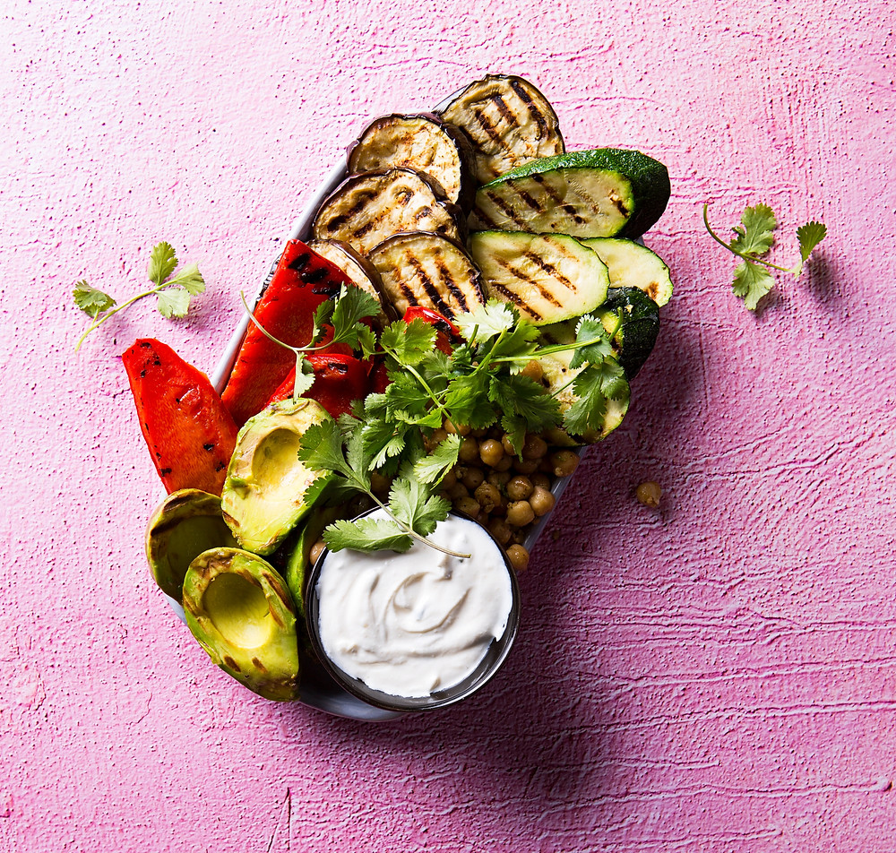 dekonstruotos salotos, VMG receptai