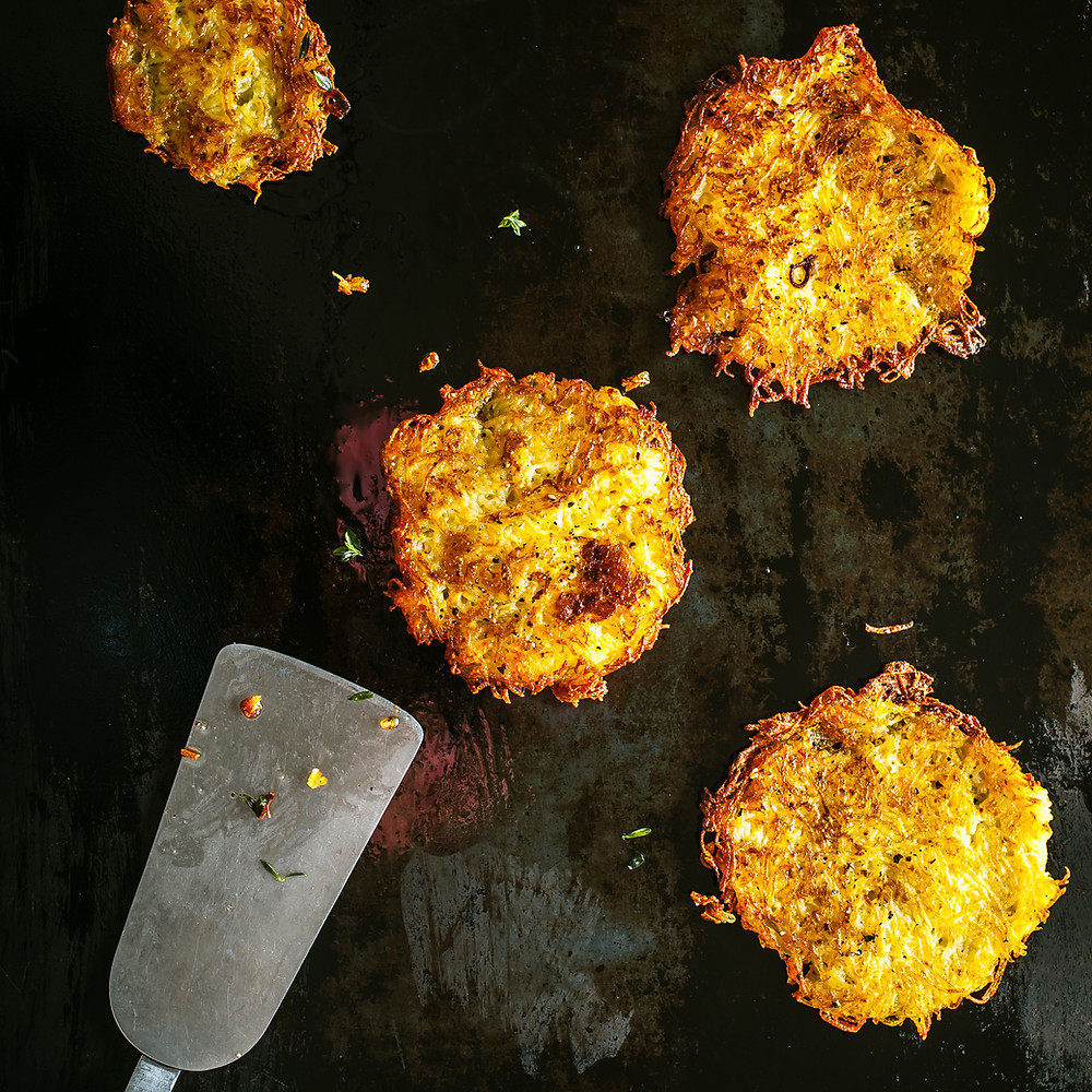 Bulviniai blynai, Alfo receptas, patarimai