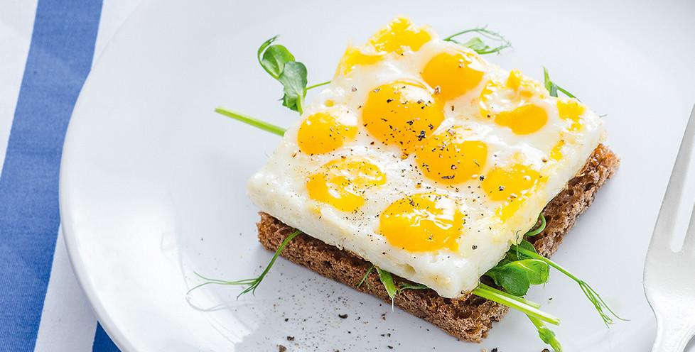Putpelių kiaušinienė, vmg receptas