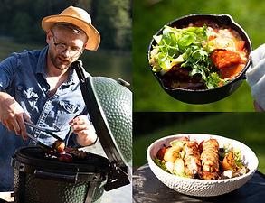 VIENAS GAMTOJE receptai: Rytais kvepianti šakšuka, salotos su triušiena ir mocarela