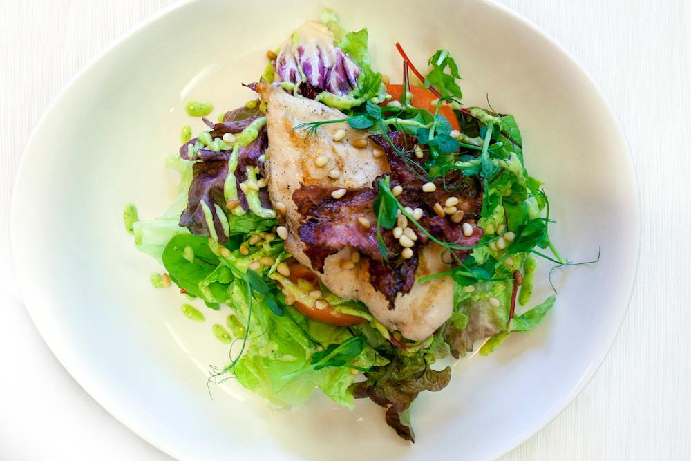 """Angliškos salotos pagal restoraną """"Fortas"""", vmg receptas"""