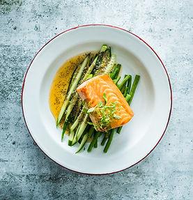 Garnyrai, labiausiai tinkantys prie žuvų patiekalų (+ receptas)