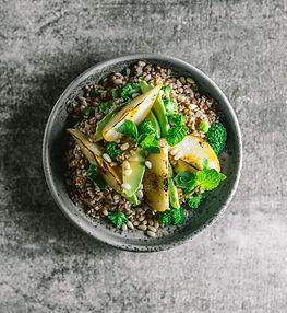 5 pusryčių receptai, kuriuose slepiasi kriaušės