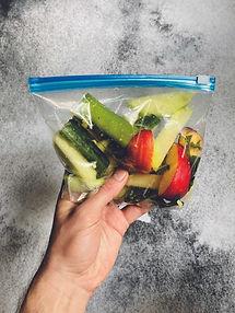 Labai greitai namuose rauginti agurkai, obuoliai ir kaliaropės