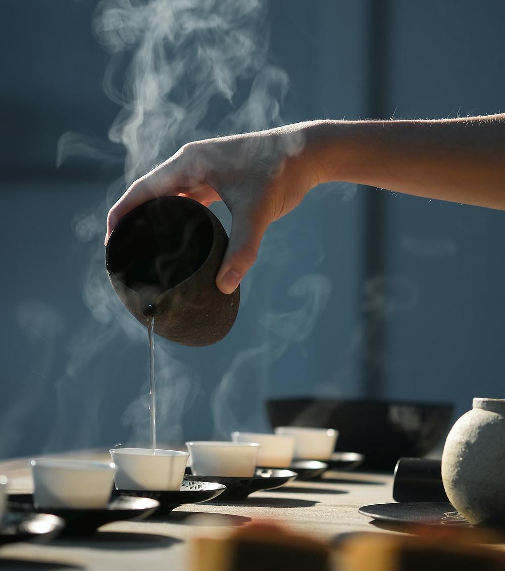 arbata, arbatžolių arbata, Alfas Ivanauskas, vmgonline