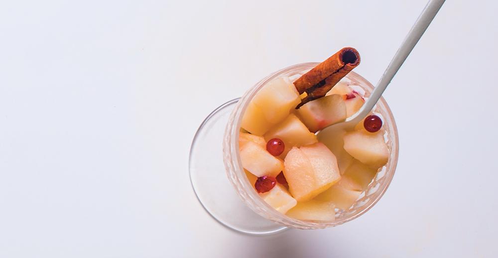 Aromatingas kriaušių kompotas, vmg receptas
