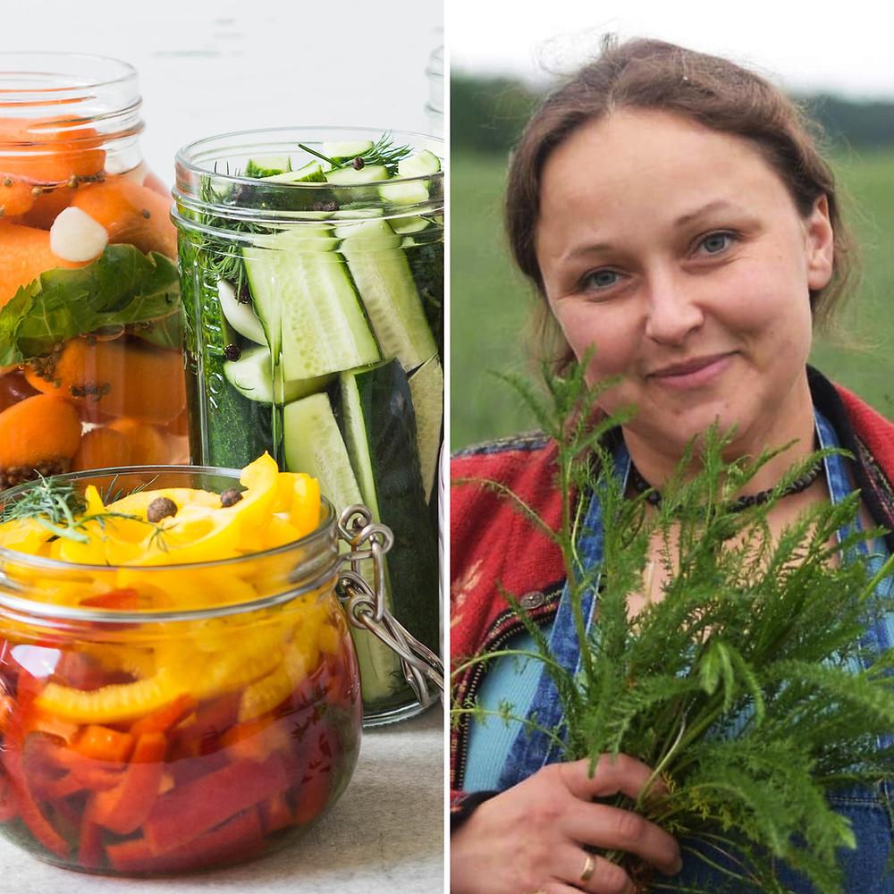 kaip rauginti vaisius ir daržoves, vmg patarimai