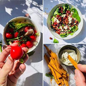 ALFAS VIENAS NAMUOSE receptai: naminiai krekeriai, rauginti ridikėliai, sočios burokėlių salotos