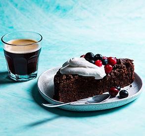 Savaitgalio duetas: kava + šokoladinis bananų pyragas