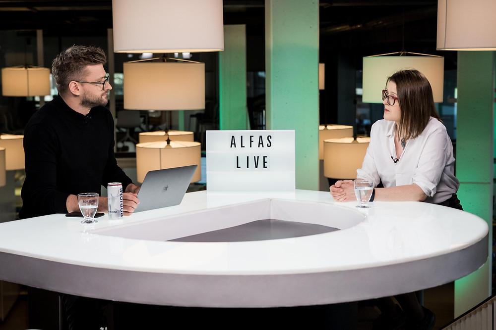Alfas Live, VMGonline.lt