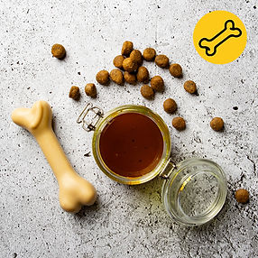 """#Alfošuo: skanėstas """"Auksinė pasta"""" – sveikatos bomba Jūsų augintiniui"""