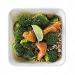 Lasisos su brokoliais