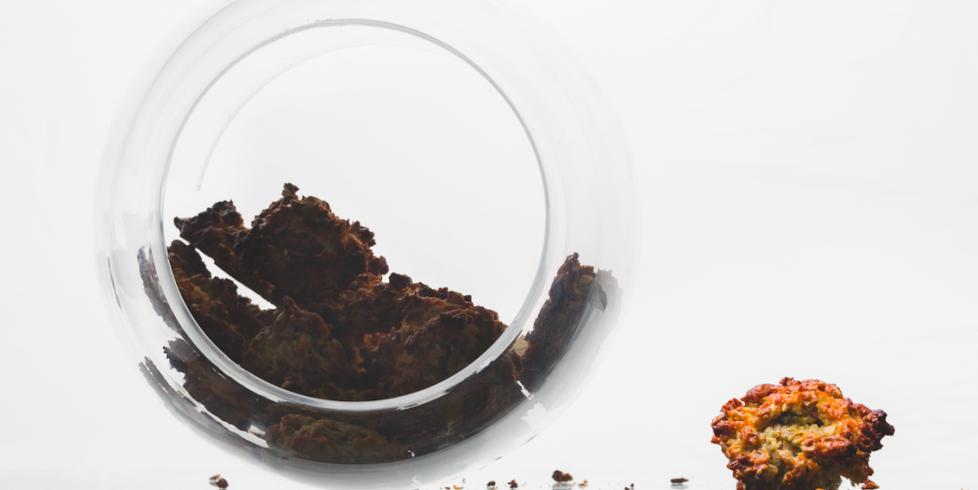 Avižiniai sausainiai, vmg receptas
