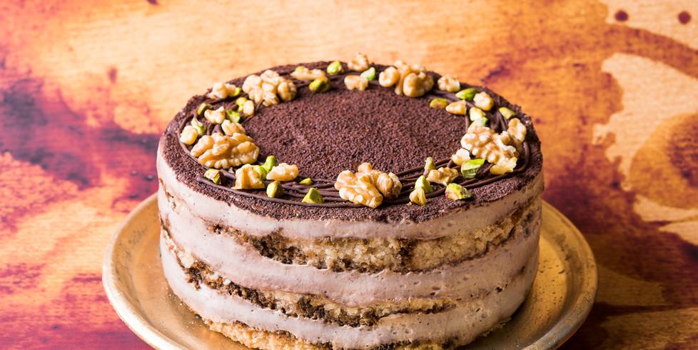 Tiramiso tortas, vmg receptas