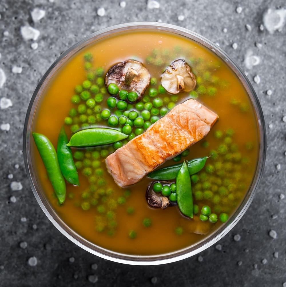 miso sriuba, Azijos virtuvė, Alfo Ivanausko receptas