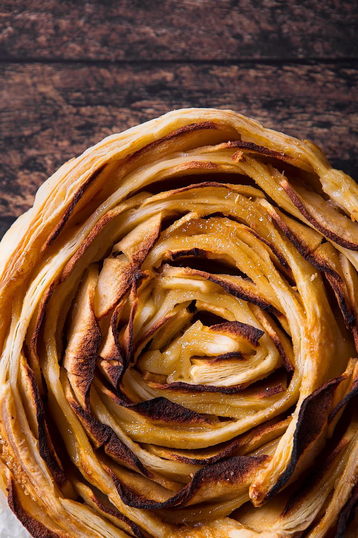 Sluoksniuotas pyragas su obuoliais, VMGonline