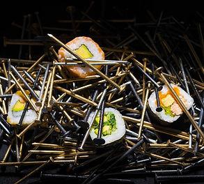 Paragauti Japonijos: 5 sušių receptai, kuriuos būtinai išbandykite!