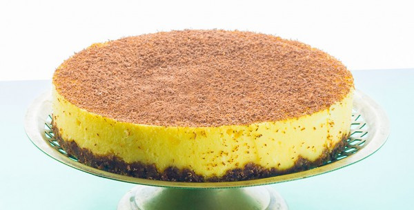 Sūrio pyragas su baltuoju šokoladu, vmg receptas