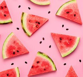 Alfo idėjos, kaip įdomiai valgyti arbūzą
