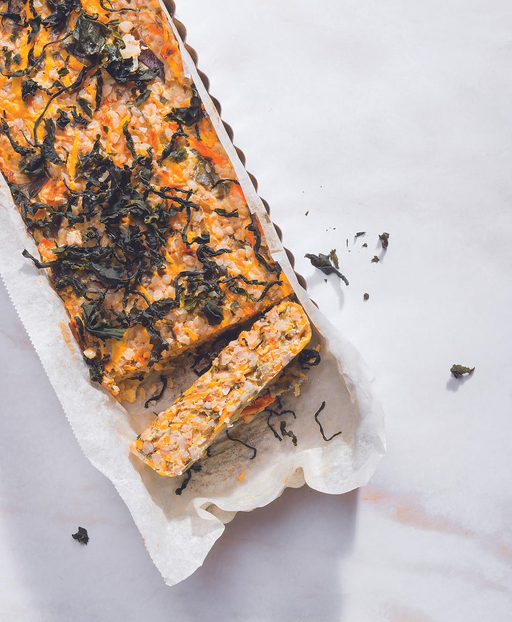 grikių apkepas su morkomis, receptai, greita vakarienė, pusryčiai, Alfas Ivanauskas