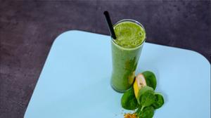 Žaliasis kiniškas kokteilis, vmg receptas