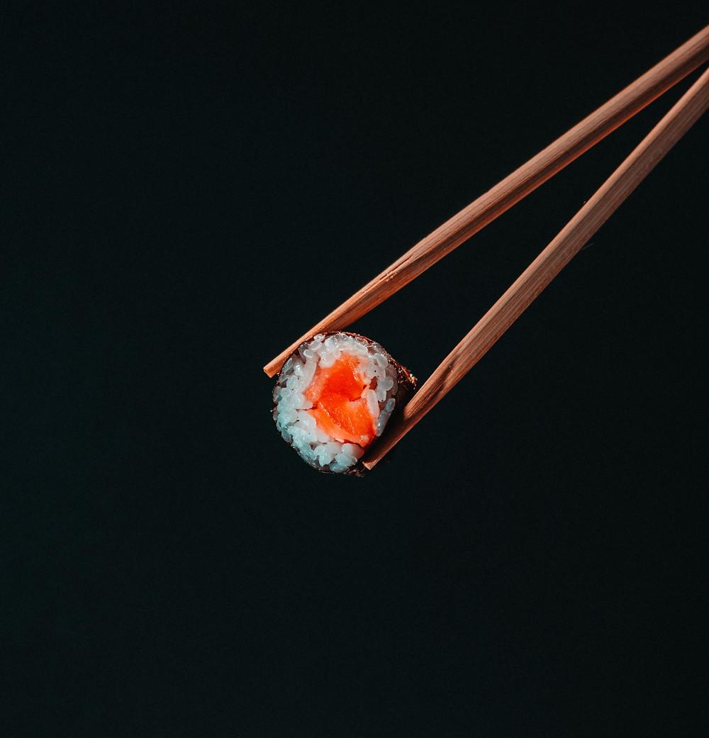 kaip valgyti sušius ir sašimius, vmgonline.lt patarimai
