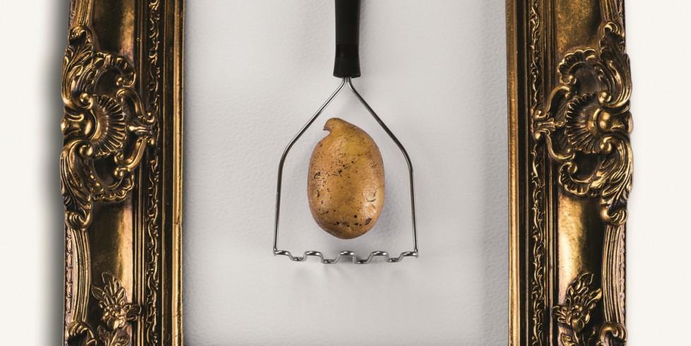 Bulvių košė su morkomis, salierais ir petražolėmis, vmg receptas