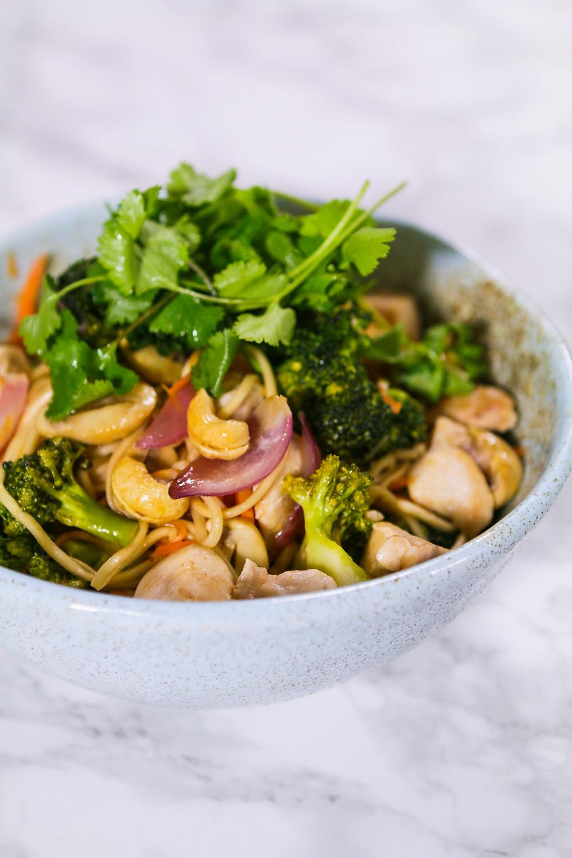 Azijietiškas wok troškinys, vmg receptas