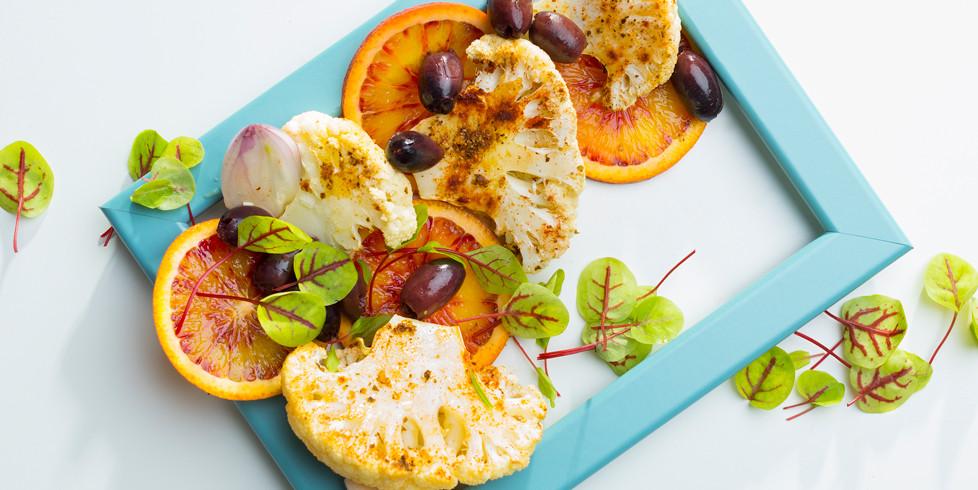 Žiediniai kopūstai su apelsinais, vmg receptas