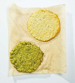 Daržoviniai picų pagrindai: brokolių arba žiedinių kopūstų ir cukinijų!