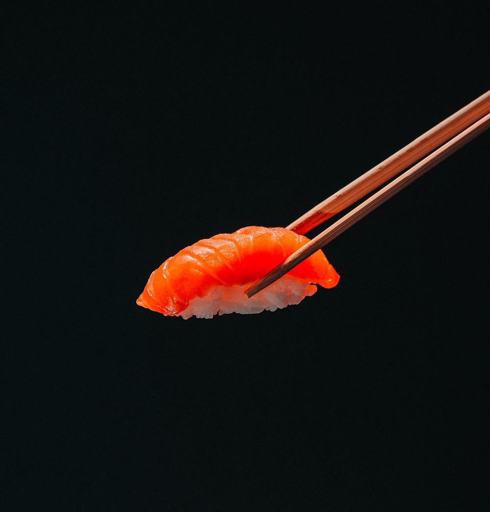 kaip valgyti sušius ir sašimius, vmgonline patarimai
