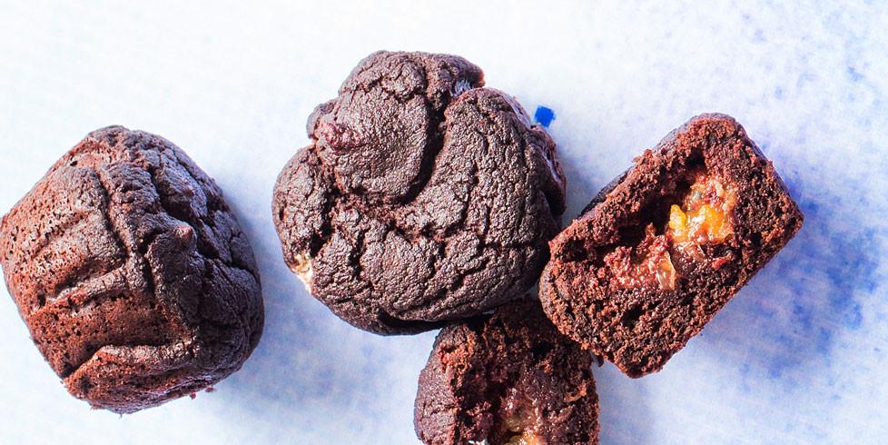 Burokėlių keksiukai, vmg receptas