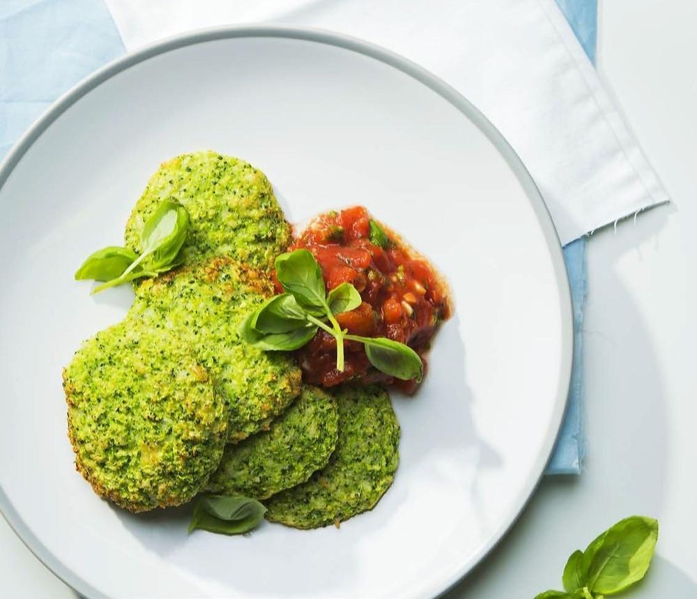 brokolių sklindžiai, pusryčių patiekalai, Alfo Ivanausko receptas, vmg receptas
