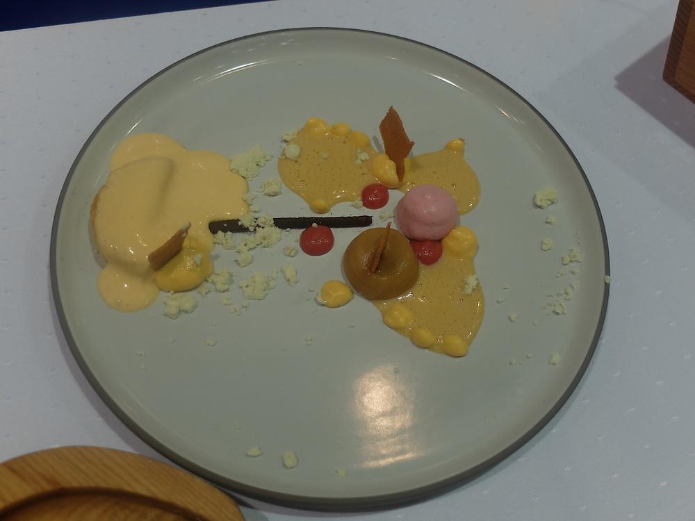 Lietuvos komandos desertas.
