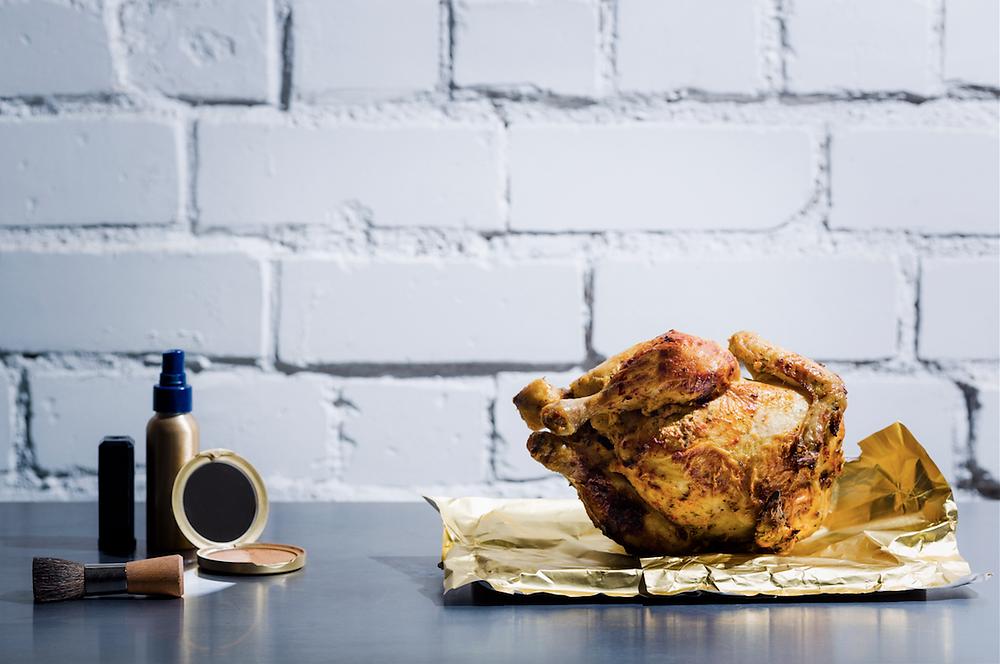 Viščiukas su kiviais, vmg receptas