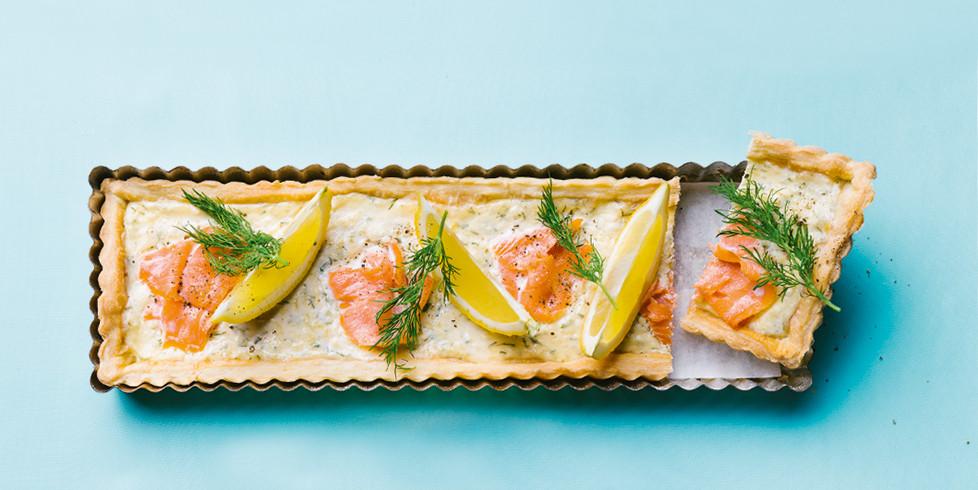 Pyragas su žuvimi, vmg receptas