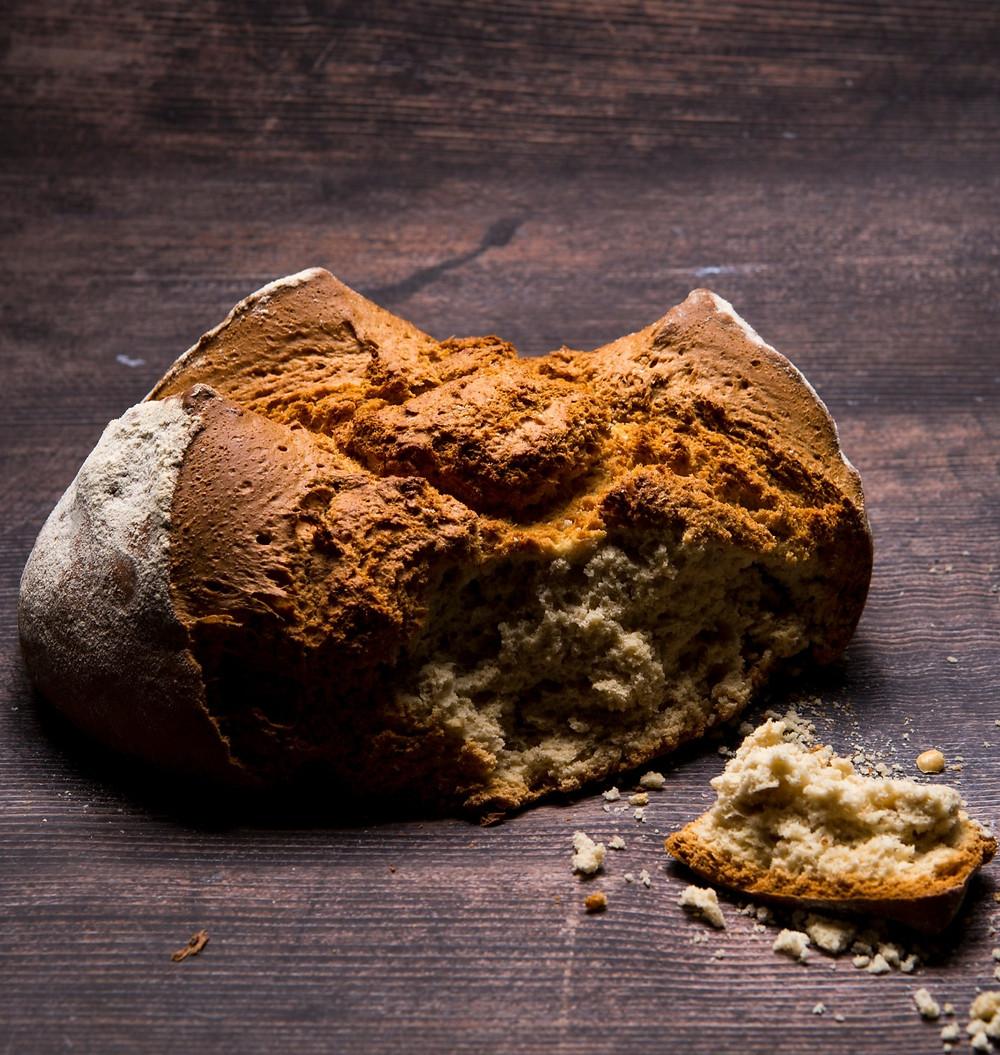 Sodos duona, receptas,naminė duona