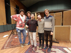 Behind the making of the album