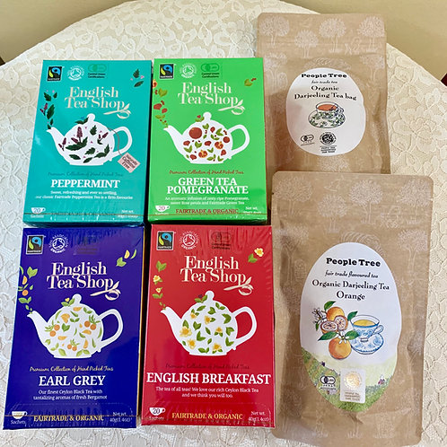 【フェアトレード】紅茶セット