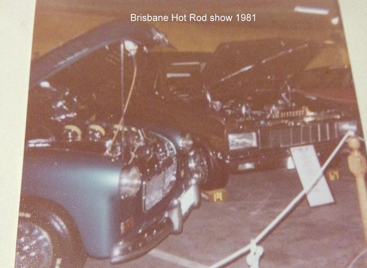 7 - Brisbane car show 1981 with mates FJ