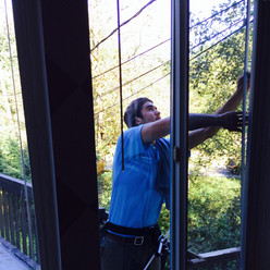 External Window Clean
