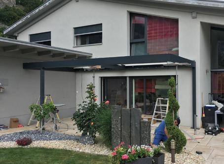 En direct de chez notre client (Suisse)