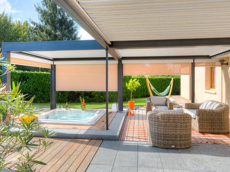 Comment harmoniser ma pergola bioclimatique adossée avec ma maison ?